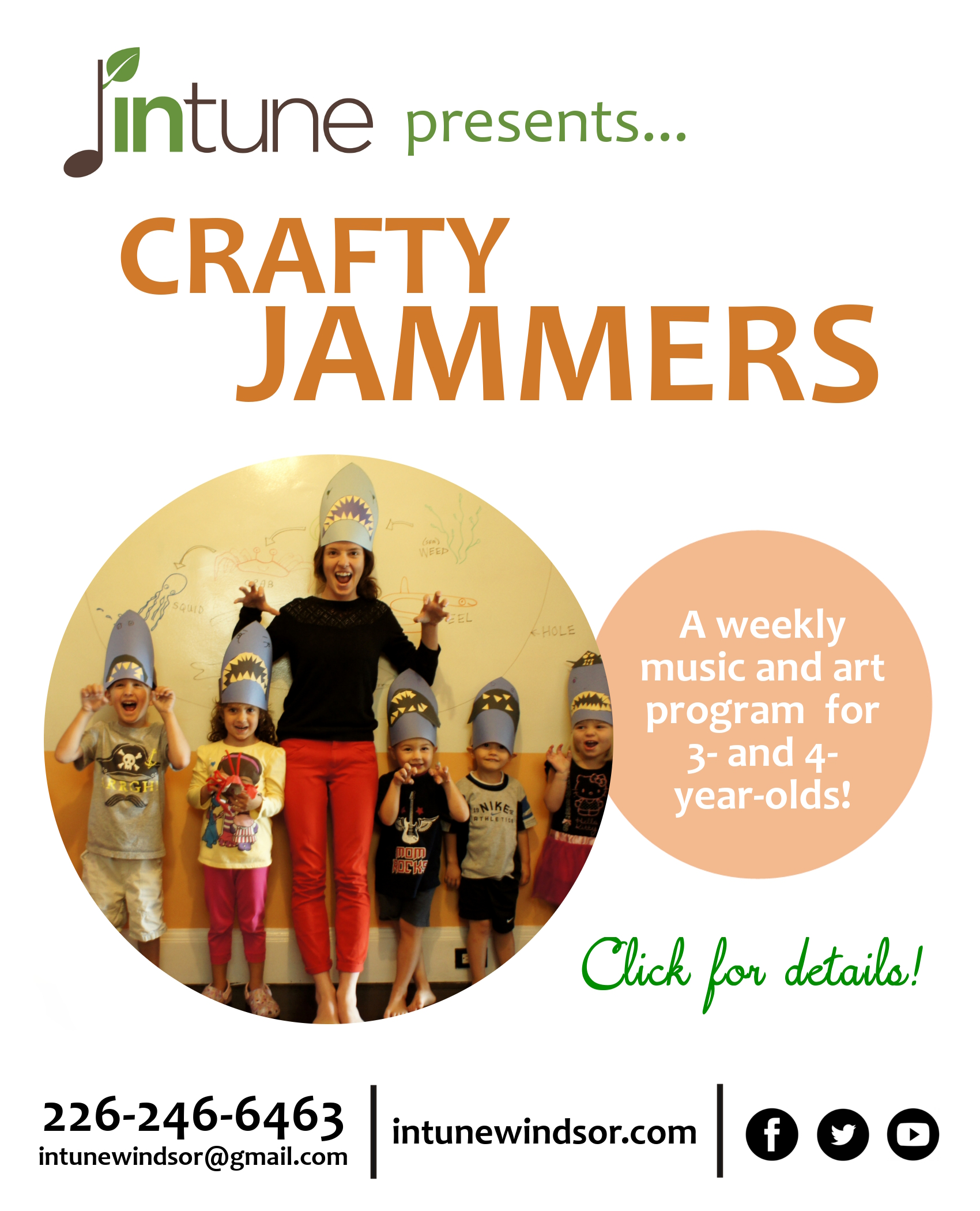 Crafty Jammers