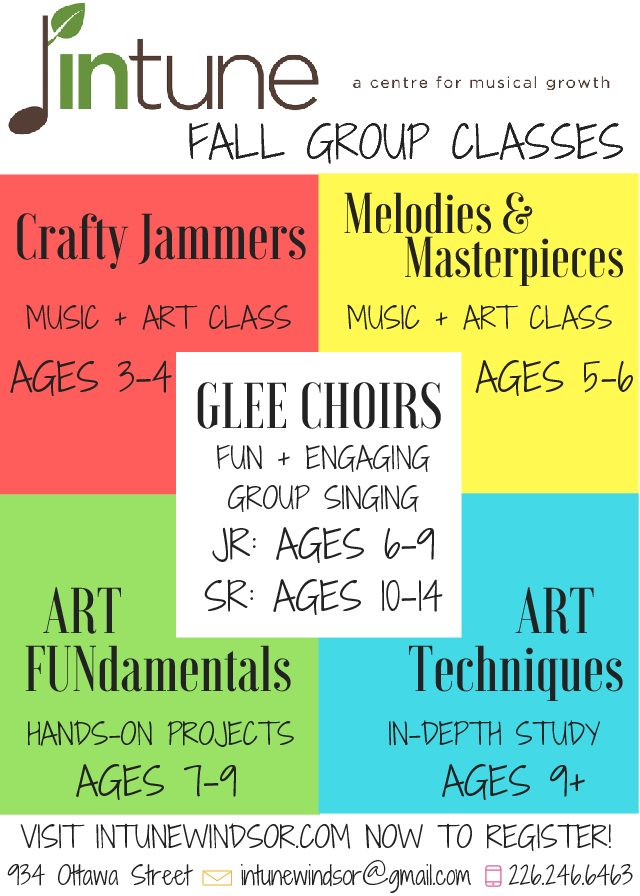 GROUP CLASSES (2)